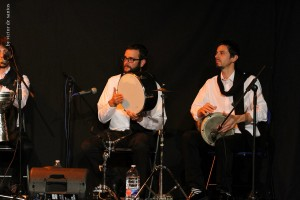orquesta arabe funun